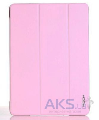 Чехол для планшета Rock Uni Series Apple iPad Mini, iPad Mini 2, iPad Mini 3 Pink