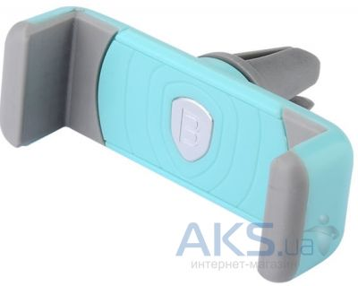 Держатель Baseus Simple Version of Mini Shield Car Mount Blue