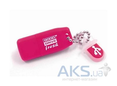 Флешка GooDRam Fresh 8Gb Strawberry