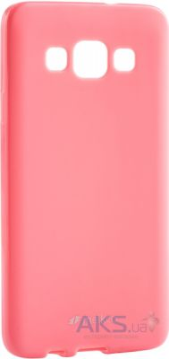 Чехол Melkco Poly Jacket TPU Case for Samsung A300 Galaxy A3 Pink