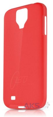 Чехол ITSkins Zero.3 cover case for Samsung i9500 Galaxy S IV Red (SGS4 ZERO3 REDD)