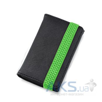 Чехoл Tunewear Tunewallet Black/Green for iPod touch 4G/3G/2G