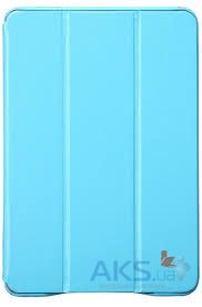 Чехол для планшета JisonCase Executive Smart Case for iPad mini/mini 2 Blue (JS-IDM-01H40)