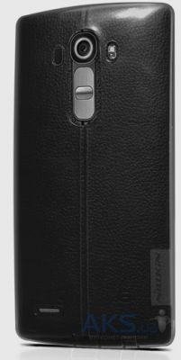 Чехол Nillkin Nature Series LG Optimus G4 H818 Gray