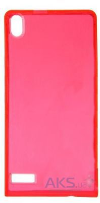 Чехол Original Silicon Case для Huawei Honor 6 Red