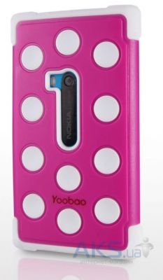 Чехол Yoobao 3 in 1 Protect case for Nokia 920 Rose (PCNOKIA920-3RS)
