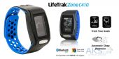 Вид 3 - Умные часы LIFETRAK Zone C410 Black (LTK7C4102)