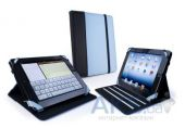 Чехол для планшета Tuff-Luv Slim-Stand Faux Leather Case Cover for iPad 2,3,4 Blue/Black (C10_63)