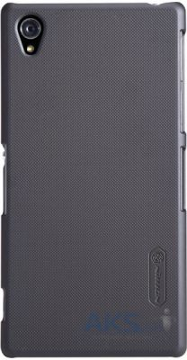 Чехол Nillkin Super Frosted Shield Sony Xperia Z1 C6902 Black