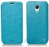 Чехол Mofi Leather Series Meizu M2, M2 Mini Blue