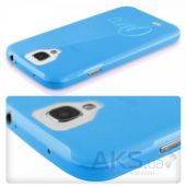 Вид 2 - Чехол ITSkins Zero.3 cover case for Samsung i9190 Galaxy S4 Mini Blue (SG4M-ZERO3-BLUE)