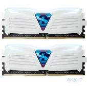 Оперативная память Geil DDR4 8GB (2x4GB) 2400 MHz Super Luce  (GLWW48GB2400C16DC) White