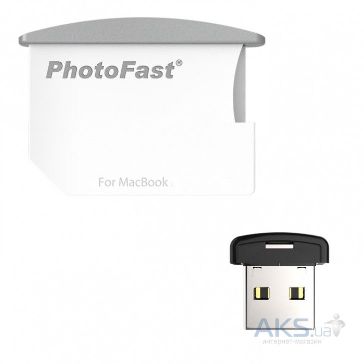 "Гаджет PHOTOFAST Memory Expandable Combo Kit CR8700 MacBook Pro 13""/15"""