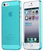 Чехол Rock Texture Shell Series Apple iPhone 5C Blue