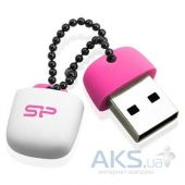 Флешка Silicon Power 32GB Touch T07 USB 2.0 (SP032GBUF2T07V1P)