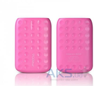 Внешний аккумулятор power bank Remax Proda Lovely series PowerBank 5000 mAh Pink