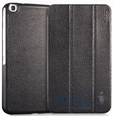 Чехол для планшета Yoobao Slim leather case for Samsung T310 Galaxy Tab 3 8.0 Black (LCSAMT310-SBK)