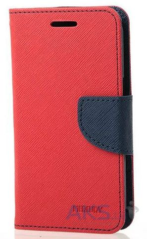 Чехол Mercury Fancy Diary LG G5 H860, G5 SE H845 Red Blue