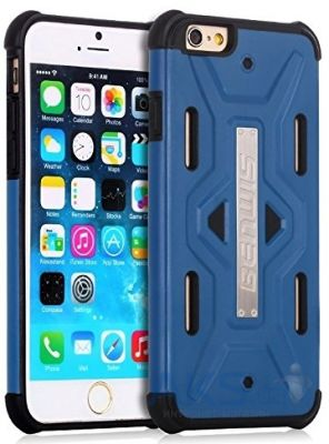 Чехол Benwis Cool Armor Hybrid Apple iPhone 6/6S Blue