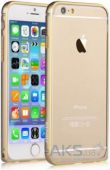 Чехол Devia Buckle Curve для Apple iPhone 6 Plus Champagne Gold