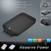Вид 4 - Повербанк power bank Henca Power pack универсальный, 4000mAh (CE22-IPA)
