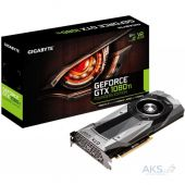 Видеокарта MSI GeForce GTX1080 Ti 11Gb Founders Edition (GTX 1080 Ti Founders Edition)