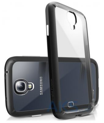 Чехол Ringke Fusion для Samsung  i9500 Galaxy S4 Black