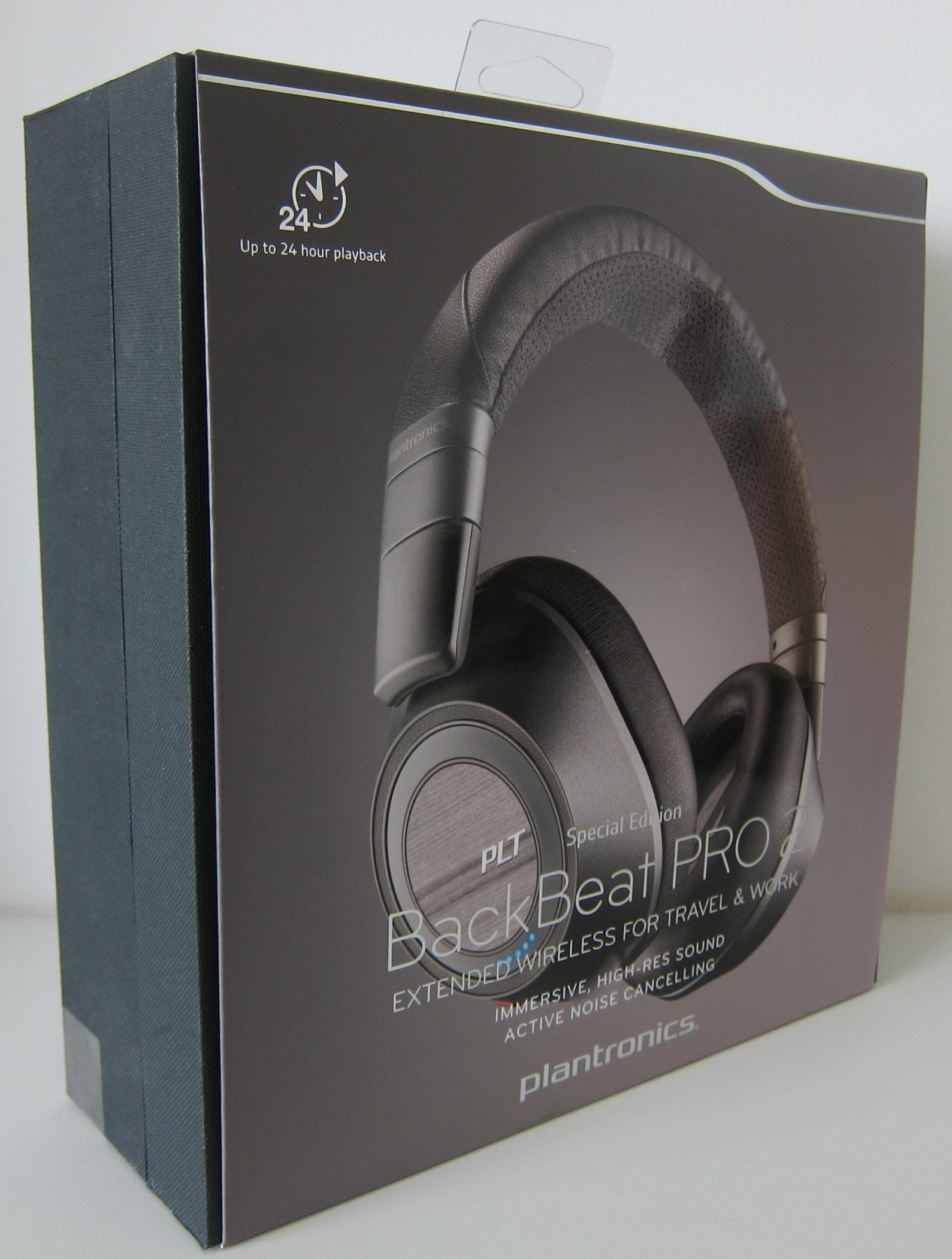 Гарнітура для телефону Plantronics BackBeat Pro 2 SE Grey - купити в ... 037174ac4e00a