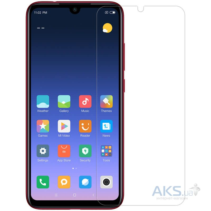 Защитное стекло BeCover Xiaomi Redmi Note 7, Redmi Note 7 Pro Clear(703188)