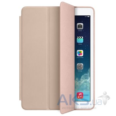 Чехол для планшета Apple iPad Air Smart Case Beige (MF048)