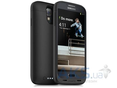 Чехол Mophie Juice Pack Case for Samsung Galaxy S IV i9500, (2487-JP-SSG4-BLK-I) Black