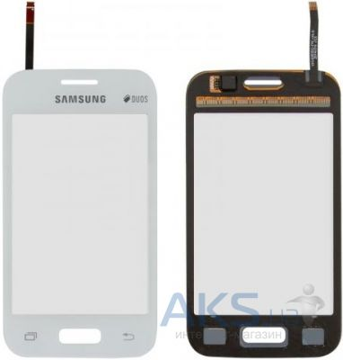 Сенсор (тачскрин) для Samsung Galaxy Star 2 Duos G130E White