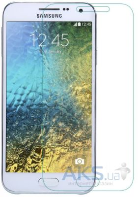 Защитное стекло Tempered Glass Samsung E500 Galaxy E5