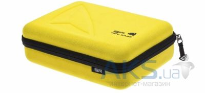 SP Gadgets Кейс POV Case Small GoPro-Edition Yellow (52032)