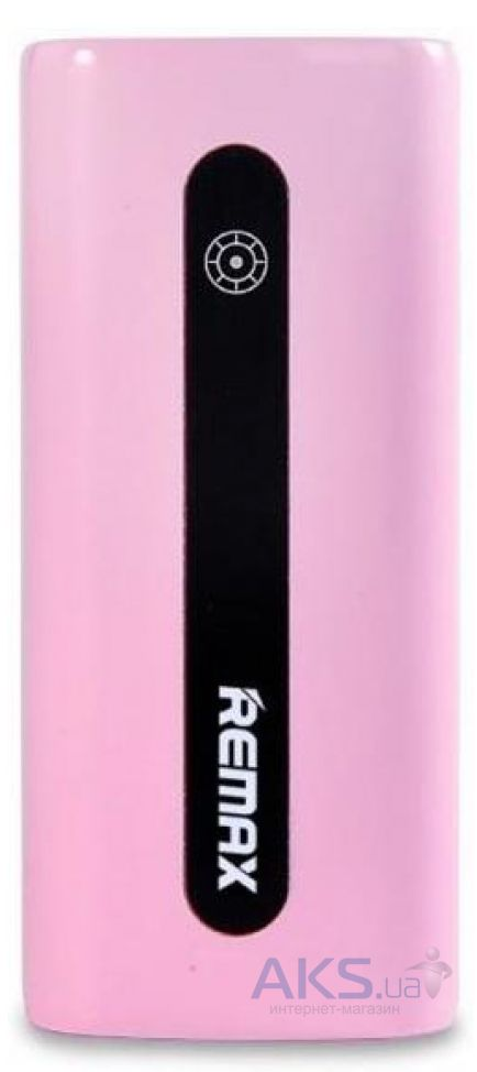 Внешний аккумулятор power bank Remax Proda E5 PowerBank 5000mAh Pink