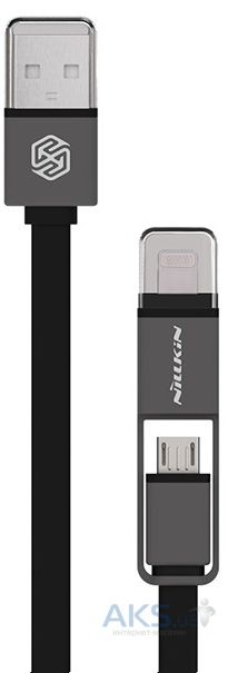 Кабель USB Nillkin Plus Cable Black