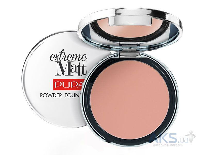 Пудра Pupa Extreme Matt Powder Foundation №030 - Nude