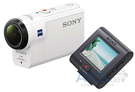Экшн-камера Sony HDR-AS300R White