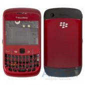 Корпус Blackberry 8520 Red