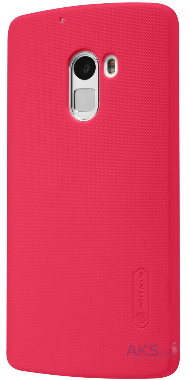 Чехол Nillkin Super Frosted Shield Lenovo Vibe X3 Lite, A7010, K4 Note Red