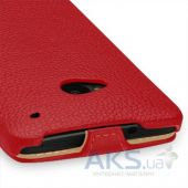 Вид 2 - Чехол TETDED Leather Flip Series HTC One Mini 2 Red