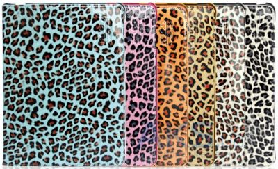 Чехол для планшета Hoco Leopard pattern case for iPad 2/3/4 Pink