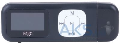 Mp3-плеер Ergo Zen Basic 8GB Black