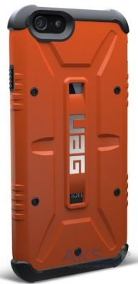 Чехол UAG Urban Armor Gear Apple iPhone 6/6S Plus Outland Orange (IPH6/6SPLS-RST-VP)
