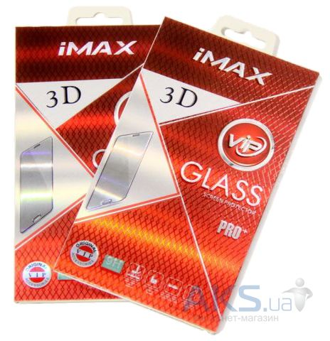 Защитное стекло IMAX 3D glass Apple iPhone 7, iPhone 8 White - фото 2