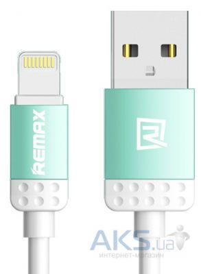 Кабель USB REMAX Lovely Lightning Series Sky Blue