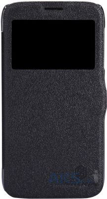 Чехол Nillkin Fresh Leather Series Lenovo A859 Black