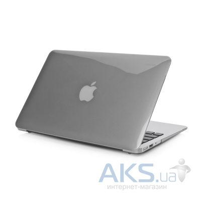 "Чехол Capdase Capdase Crystal Case Clear/Black for MacBook Air 11"" 2012 (CCAPMBA11-1001)"