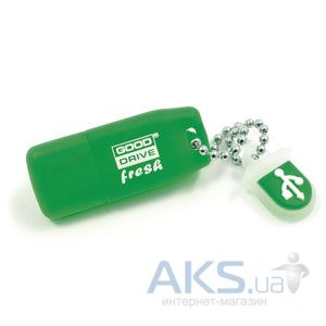 Флешка GooDRam Fresh 8Gb Green Mint