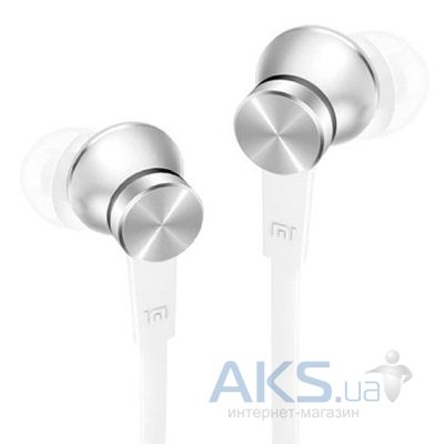 Наушники (гарнитура) Xiaomi Piston Fresh Bloom Silver (ZBW4309GL)